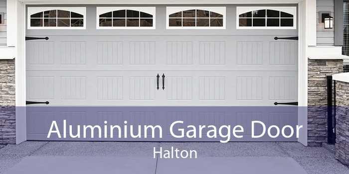 Aluminium Garage Door Halton