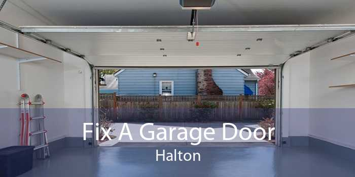 Fix A Garage Door Halton