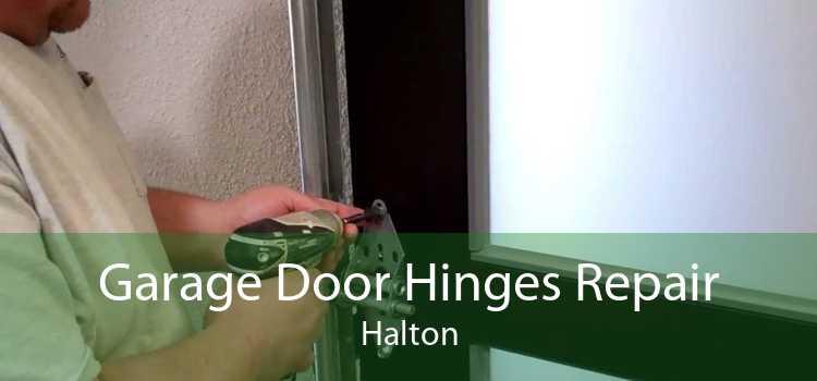 Garage Door Hinges Repair Halton