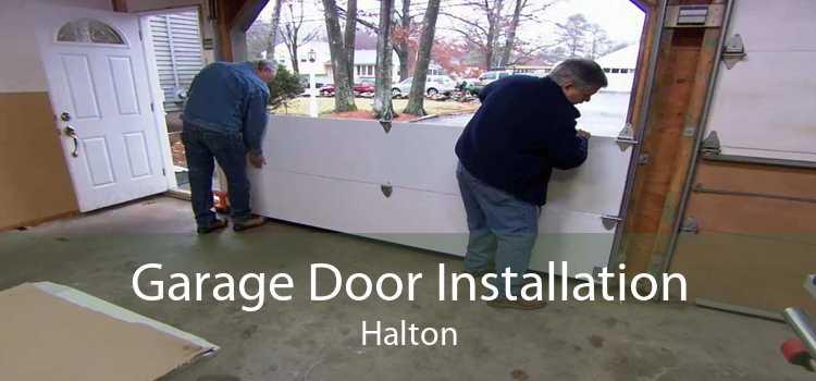 Garage Door Installation Halton