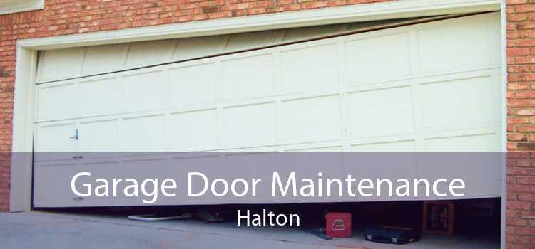 Garage Door Maintenance Halton