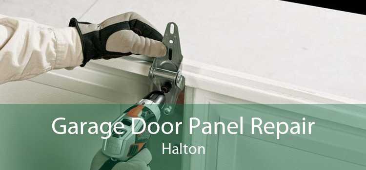 Garage Door Panel Repair Halton