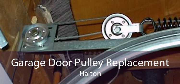 Garage Door Pulley Replacement Halton