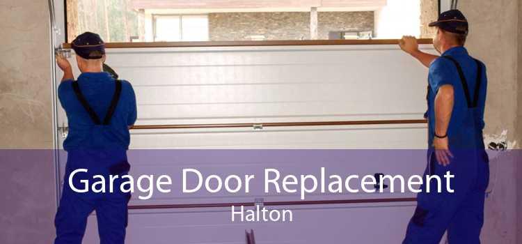Garage Door Replacement Halton