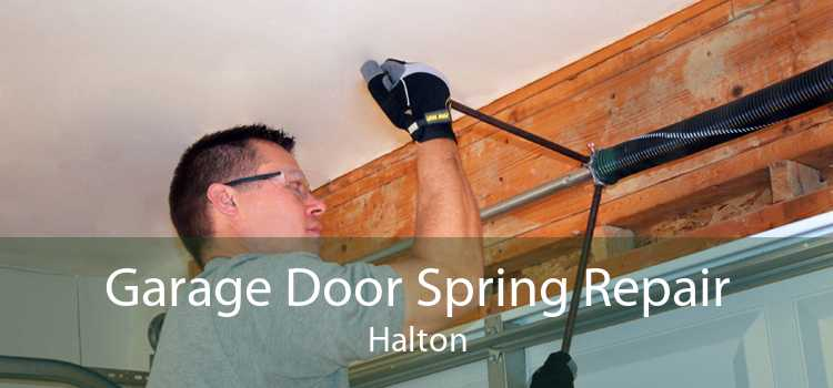 Garage Door Spring Repair Halton