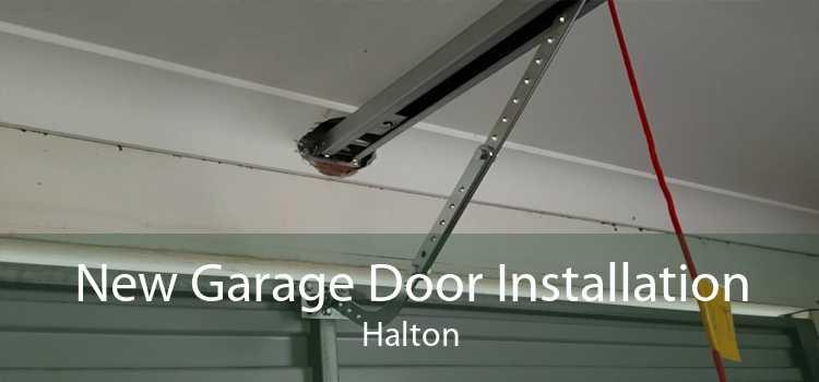 New Garage Door Installation Halton