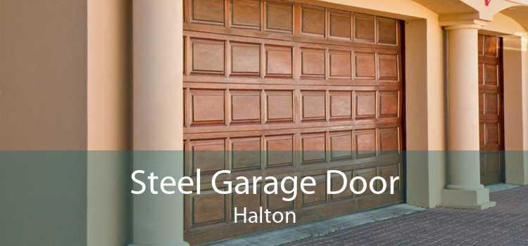 Steel Garage Door Halton
